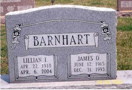 BARNHART, LILLIAN I. - Ross County, Ohio | LILLIAN I. BARNHART - Ohio Gravestone Photos