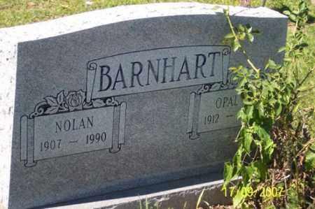 BARNHART, OPAL - Ross County, Ohio | OPAL BARNHART - Ohio Gravestone Photos