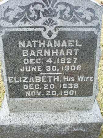 BARNHART, ELIZABETH - Ross County, Ohio   ELIZABETH BARNHART - Ohio Gravestone Photos