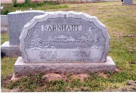 BARNHART, ROBERT H. - Ross County, Ohio   ROBERT H. BARNHART - Ohio Gravestone Photos