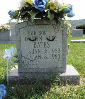 BATES, DUSTIN LEE - Ross County, Ohio   DUSTIN LEE BATES - Ohio Gravestone Photos