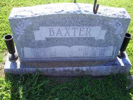 BAXTER, HAZEL M. - Ross County, Ohio | HAZEL M. BAXTER - Ohio Gravestone Photos