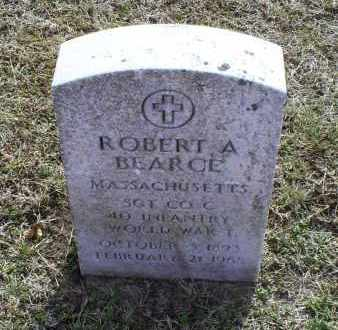BEARCE, ROBERT A. - Ross County, Ohio | ROBERT A. BEARCE - Ohio Gravestone Photos