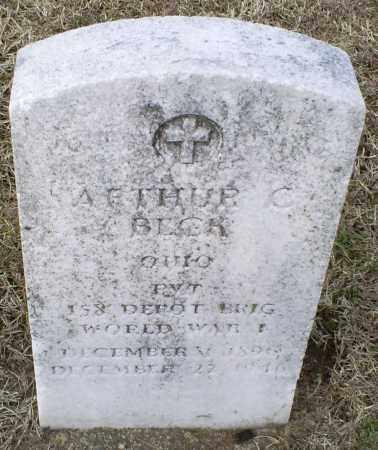 BECK, ARTHUR C. - Ross County, Ohio   ARTHUR C. BECK - Ohio Gravestone Photos