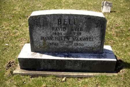 MAXWELL BELL, MARY HELEN - Ross County, Ohio | MARY HELEN MAXWELL BELL - Ohio Gravestone Photos