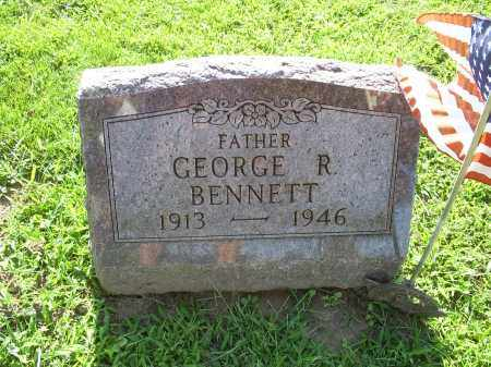 BENNETT, GEORGE R. - Ross County, Ohio | GEORGE R. BENNETT - Ohio Gravestone Photos