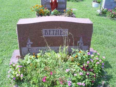 HURLES BETHEL, MAUD A. - Ross County, Ohio | MAUD A. HURLES BETHEL - Ohio Gravestone Photos