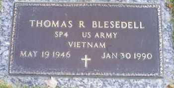 BLESEDELL, THOMAS R. - Ross County, Ohio   THOMAS R. BLESEDELL - Ohio Gravestone Photos