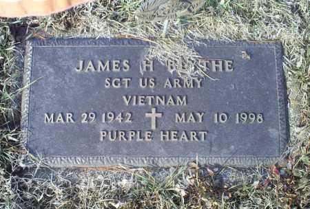 BLYTHE, JAMES H. - Ross County, Ohio   JAMES H. BLYTHE - Ohio Gravestone Photos