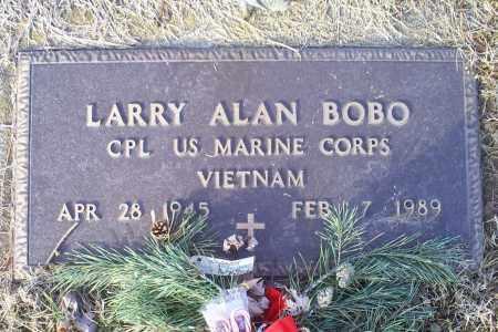 BOBO, LARRY ALAN - Ross County, Ohio | LARRY ALAN BOBO - Ohio Gravestone Photos