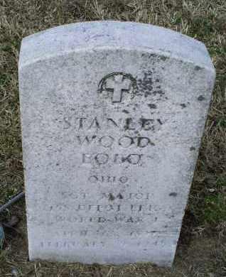 BOBO, STANLEY WOOD - Ross County, Ohio | STANLEY WOOD BOBO - Ohio Gravestone Photos