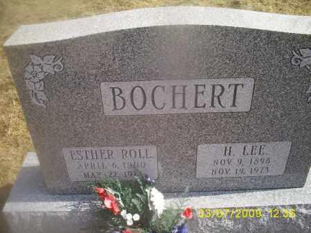 ROLL BOCHERT, ESTHER - Ross County, Ohio | ESTHER ROLL BOCHERT - Ohio Gravestone Photos