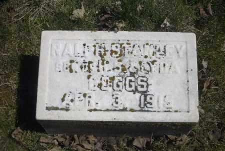 BOGGS, RALPH STANLEY - Ross County, Ohio | RALPH STANLEY BOGGS - Ohio Gravestone Photos