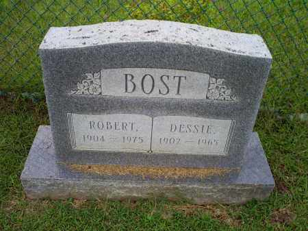 BOST, DESSIE - Ross County, Ohio | DESSIE BOST - Ohio Gravestone Photos