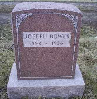 BOWER, JOSEPH - Ross County, Ohio | JOSEPH BOWER - Ohio Gravestone Photos
