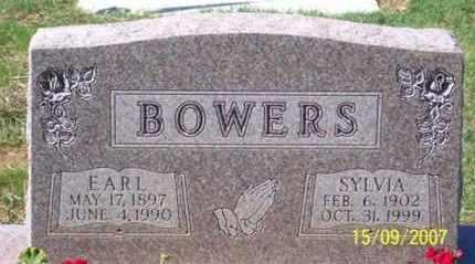 BOWERS, SYLVIA - Ross County, Ohio | SYLVIA BOWERS - Ohio Gravestone Photos