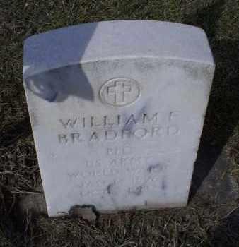 BRADFORD, WILLIAM F. - Ross County, Ohio   WILLIAM F. BRADFORD - Ohio Gravestone Photos