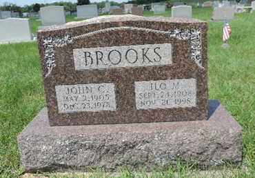 BROOKS, TLO M - Ross County, Ohio   TLO M BROOKS - Ohio Gravestone Photos