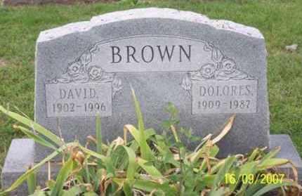 BROWN, DAVID - Ross County, Ohio | DAVID BROWN - Ohio Gravestone Photos