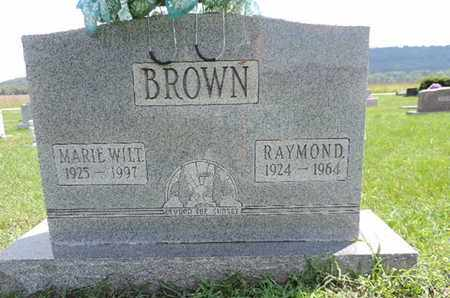 BROWN, MARLIE - Ross County, Ohio | MARLIE BROWN - Ohio Gravestone Photos