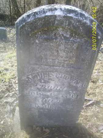 BROWN, SAMUEL SR. - Ross County, Ohio | SAMUEL SR. BROWN - Ohio Gravestone Photos