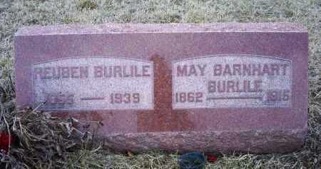 BURLIE, MAY - Ross County, Ohio | MAY BURLIE - Ohio Gravestone Photos