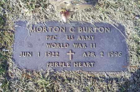 BURTON, MORTON C. - Ross County, Ohio | MORTON C. BURTON - Ohio Gravestone Photos