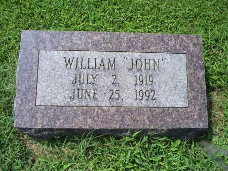 "BURTON, WILLIAM ""JOHN"" - Ross County, Ohio   WILLIAM ""JOHN"" BURTON - Ohio Gravestone Photos"
