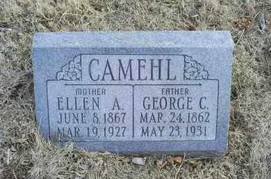 CAMEHL, GEORGE C. - Ross County, Ohio   GEORGE C. CAMEHL - Ohio Gravestone Photos