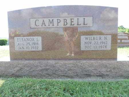 CAMPBELL, WILBUR N. - Ross County, Ohio | WILBUR N. CAMPBELL - Ohio Gravestone Photos