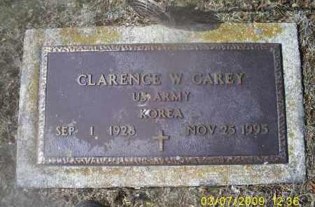 CAREY, CLARENCE W. - Ross County, Ohio | CLARENCE W. CAREY - Ohio Gravestone Photos
