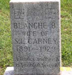 CARNEY, BLANCHE B. - Ross County, Ohio | BLANCHE B. CARNEY - Ohio Gravestone Photos