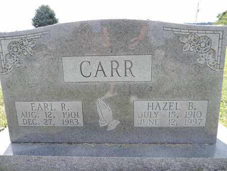 CARR, EARL R. - Ross County, Ohio | EARL R. CARR - Ohio Gravestone Photos
