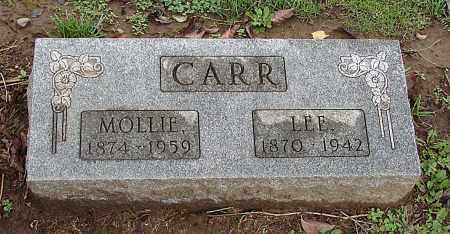 CARR, MOLLIE - Ross County, Ohio | MOLLIE CARR - Ohio Gravestone Photos
