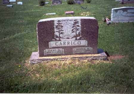 CARRICO, MINNIE M. - Ross County, Ohio | MINNIE M. CARRICO - Ohio Gravestone Photos