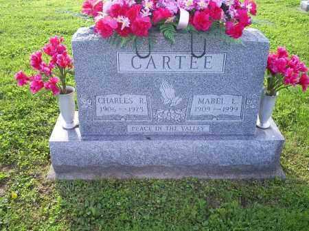 CARTEE, CHARLES E. - Ross County, Ohio | CHARLES E. CARTEE - Ohio Gravestone Photos