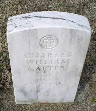 CARTER, CHARLES WILLIAM - Ross County, Ohio | CHARLES WILLIAM CARTER - Ohio Gravestone Photos