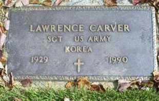 CARVER, LAWRENCE - Ross County, Ohio | LAWRENCE CARVER - Ohio Gravestone Photos