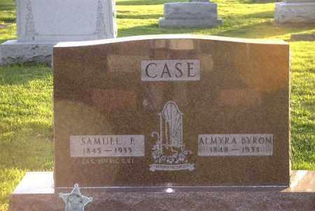 CASE, SAMUEL F. - Ross County, Ohio   SAMUEL F. CASE - Ohio Gravestone Photos