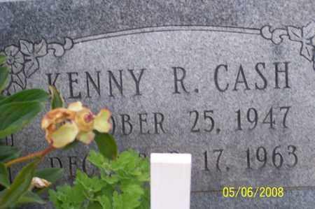 CASH, KENNY R. - Ross County, Ohio | KENNY R. CASH - Ohio Gravestone Photos