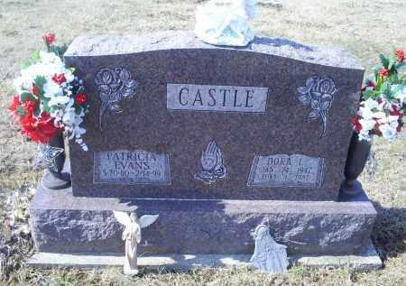 CASTLE, PATRICIA - Ross County, Ohio | PATRICIA CASTLE - Ohio Gravestone Photos
