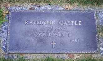 CASTLE, RAYMOND - Ross County, Ohio | RAYMOND CASTLE - Ohio Gravestone Photos