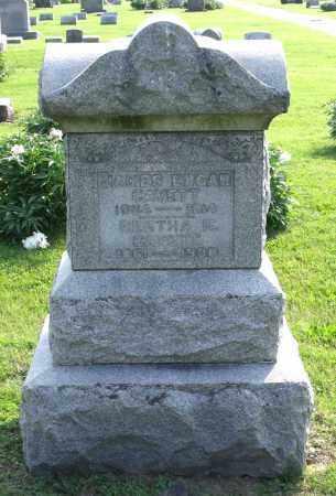 CAVETT, JAMES EDGAR - Ross County, Ohio   JAMES EDGAR CAVETT - Ohio Gravestone Photos