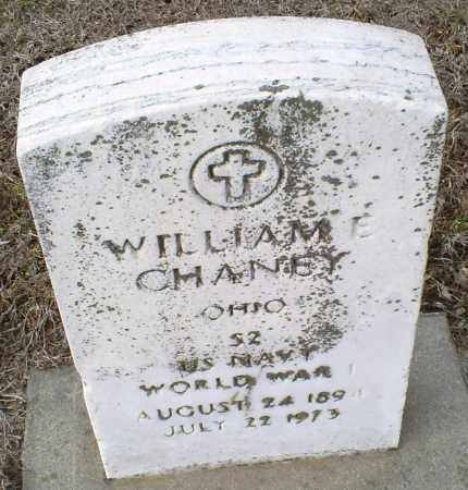 CHANEY, WILLIAM E. - Ross County, Ohio | WILLIAM E. CHANEY - Ohio Gravestone Photos