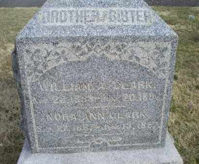 CLARK, NORA ANN - Ross County, Ohio | NORA ANN CLARK - Ohio Gravestone Photos