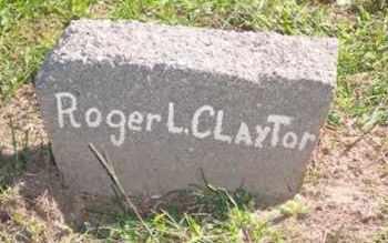 CLAYTOR, ROGER L. - Ross County, Ohio | ROGER L. CLAYTOR - Ohio Gravestone Photos