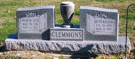 CLEMMONS, RUTH - Ross County, Ohio | RUTH CLEMMONS - Ohio Gravestone Photos