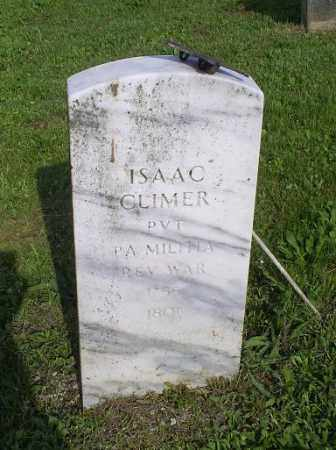 CLIMER, ISAAC - Ross County, Ohio | ISAAC CLIMER - Ohio Gravestone Photos