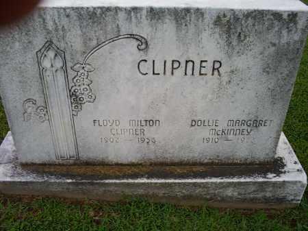 CLIPNER, DOLLIE MARGARET - Ross County, Ohio | DOLLIE MARGARET CLIPNER - Ohio Gravestone Photos
