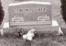 COKONOUGHER, JOHN H. - Ross County, Ohio | JOHN H. COKONOUGHER - Ohio Gravestone Photos